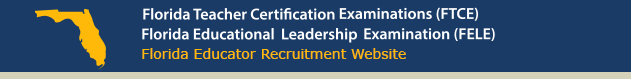 Florida Educator Recruitment Web Site